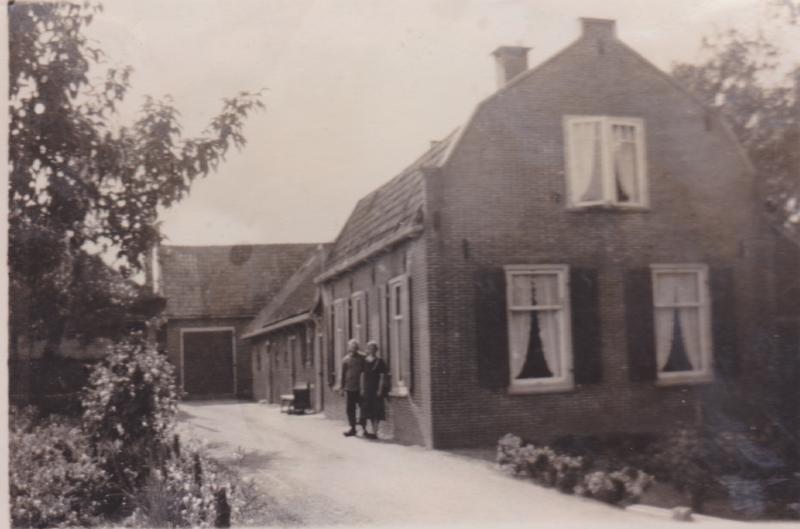 vreeland vroegerboerderij driessen zuwe echtpaar vermaat 1945 vermaat kopie