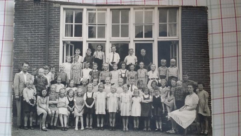 Oer Rie vd Geer lagere school Ruiterstraat