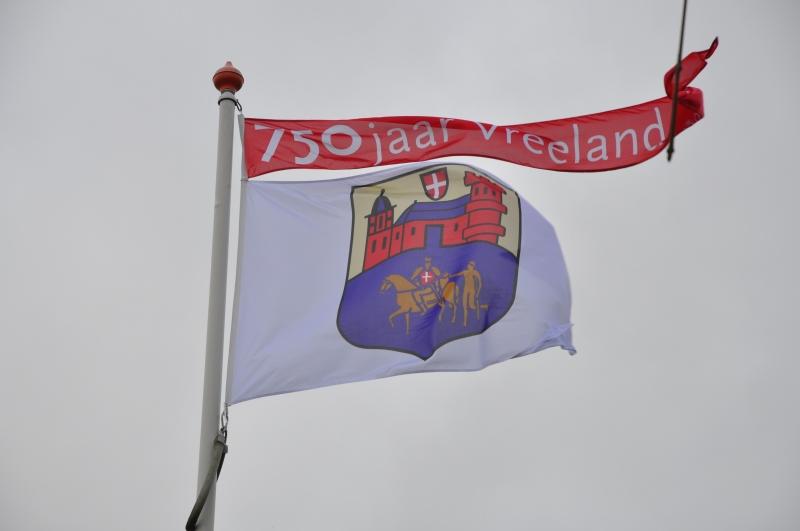 vlag en wimpel Vr 750